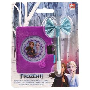 Bilde av Dagbok og penn - Frost 2