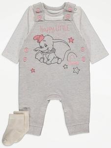 Bilde av Selebuksesett - Dumbo - Happy Little One