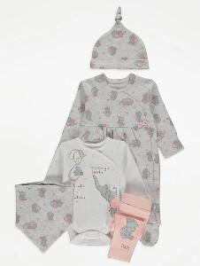 Bilde av Femdelt startsett - Dumbo - Mummy's little bundle