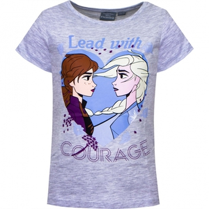 Bilde av T-skjorte - Frost - Lead with courage