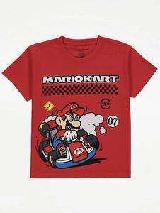 Bilde av T-skjorte - Mario Kart