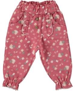Bilde av Kaja bukse med rysjer - Korall