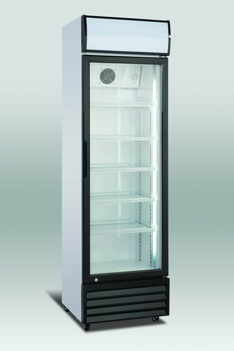 Scandomestic Displaykjøleskap SD 416-1