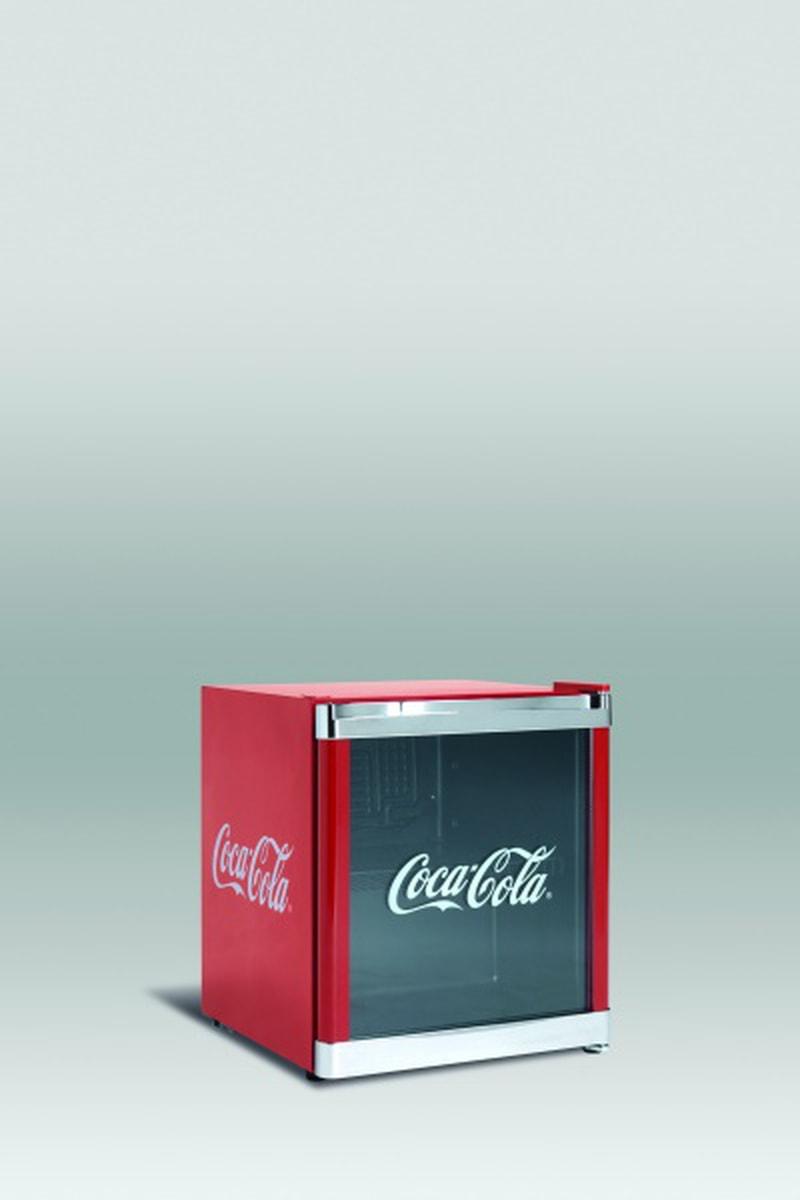 Scandomestic display kjøleskap cool cube Coca cola