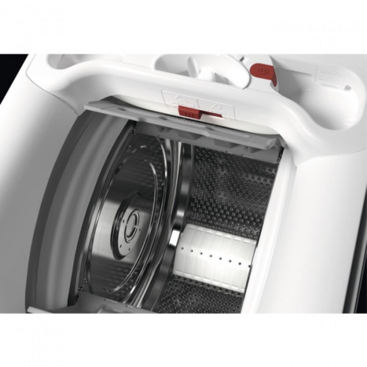 AEG Toppmatet vaskemaskin L6TDN641G