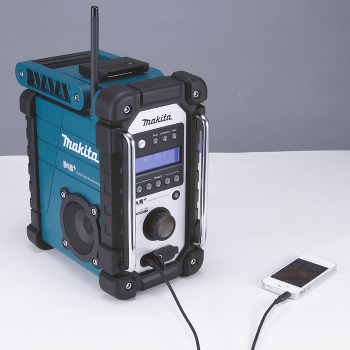 Makita radio dab+ DMR110