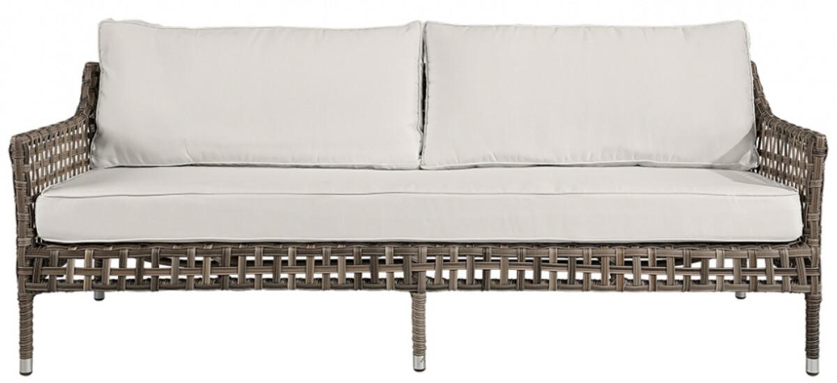 Artwood SANTA MONICA Sofa 3 seter utendørs