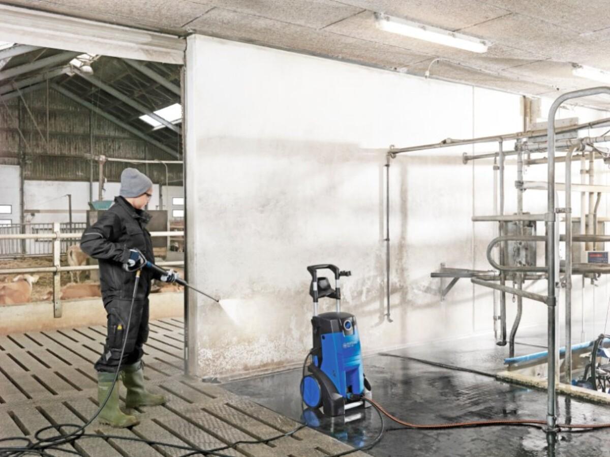Nilfisk kaldtvanns høytrykksvasker MC 4M-180/740 XT