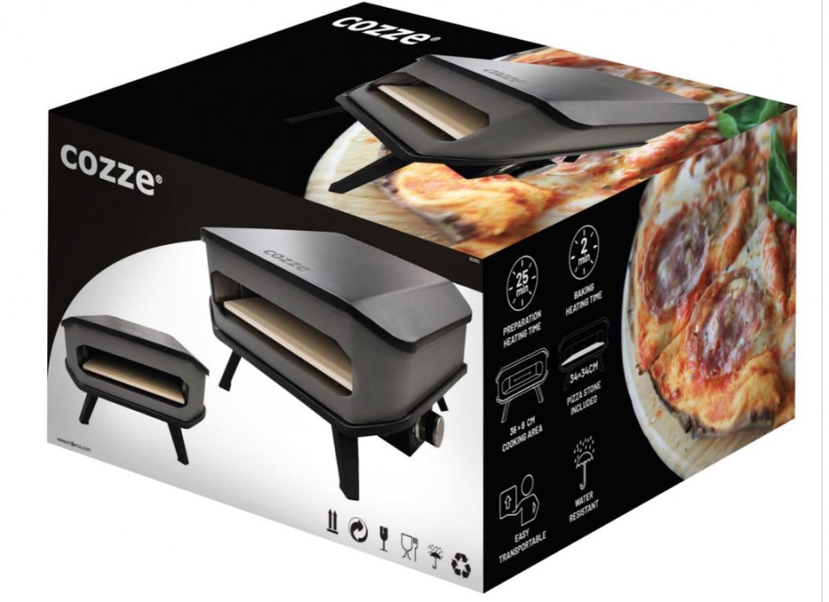 Cozze Pizzaovn til gass 90350
