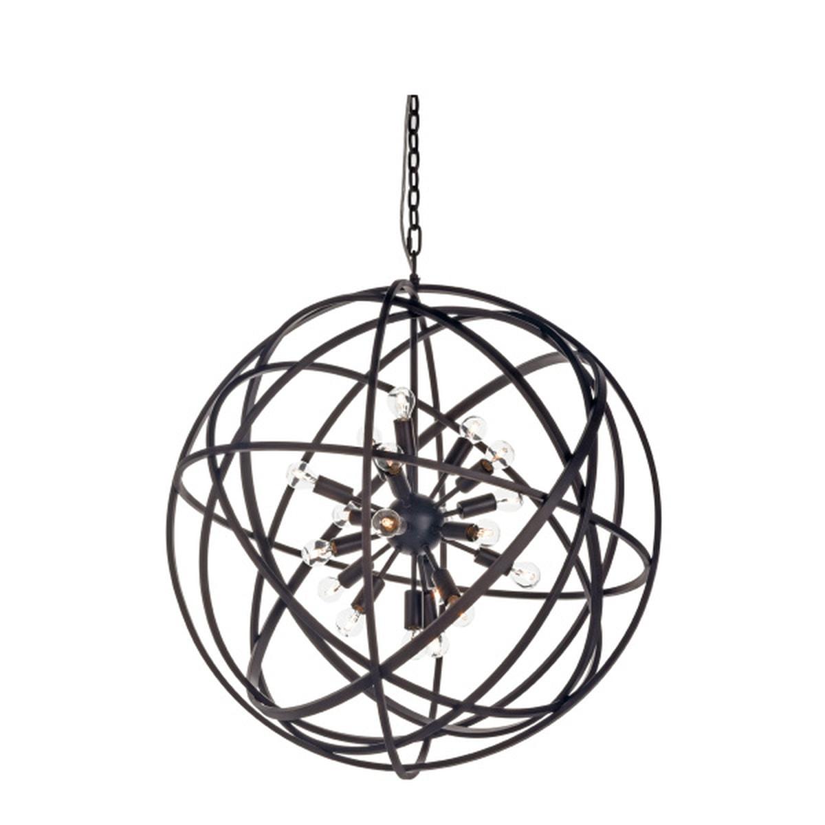 Artwood NEST Ceiling lampe Black ø 80 cm