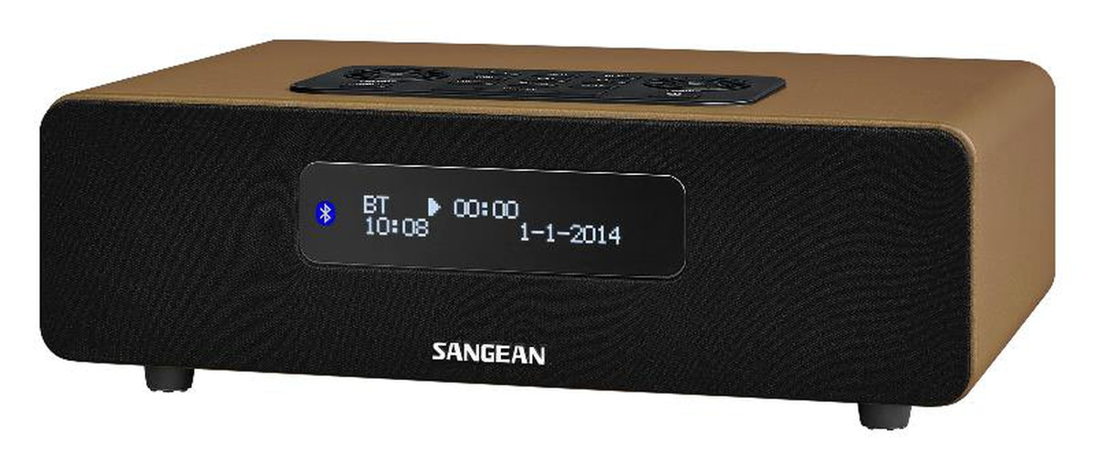Sangean DAB Bordradio DDR36 Brun