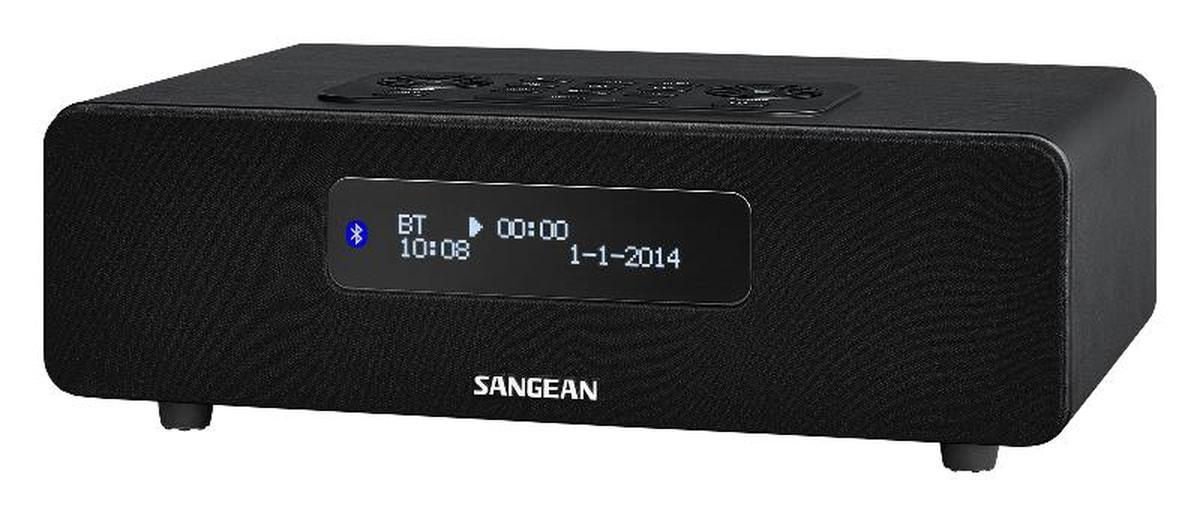 Sangean DAB Bordradio DDR36 svart