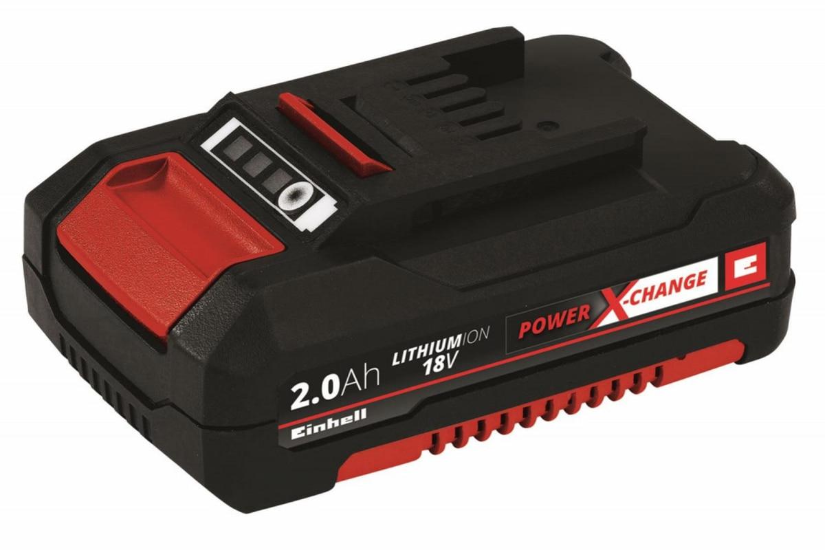 Einhell18V 2,0 Ah Power-X-Change, Batteri 4511395