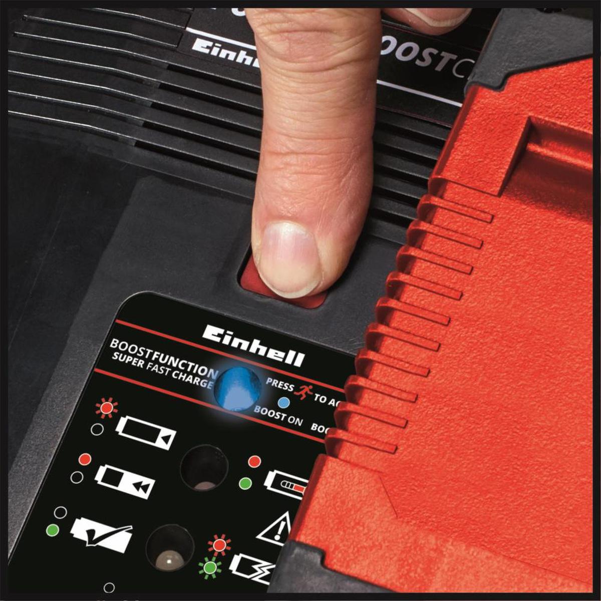 EinhellPower-X-Boost 6 A, Lader 4512064