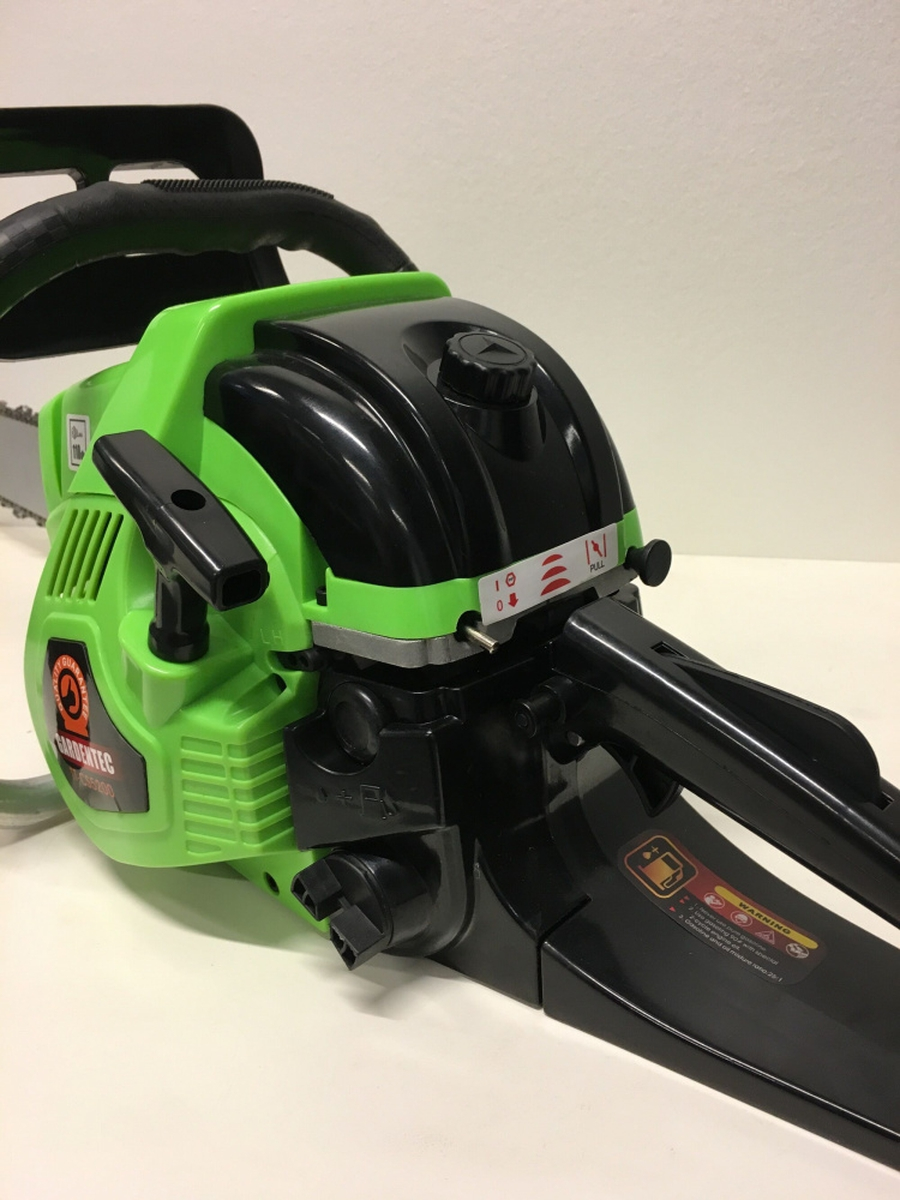 Gardentec proline 61cc motorsag 20