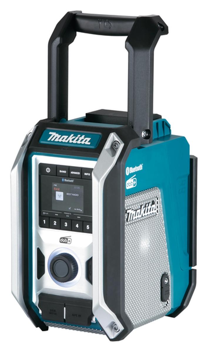Makita RADIO DAB+ 10,8-18V/AC A2DP DMR115