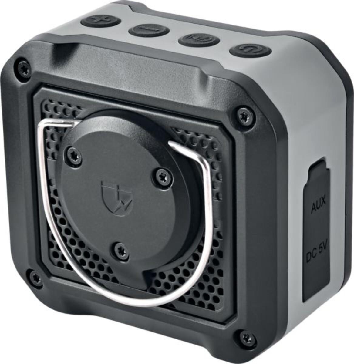 Tactix trådløs høyttaler magnetisk Bluetooth 4.1