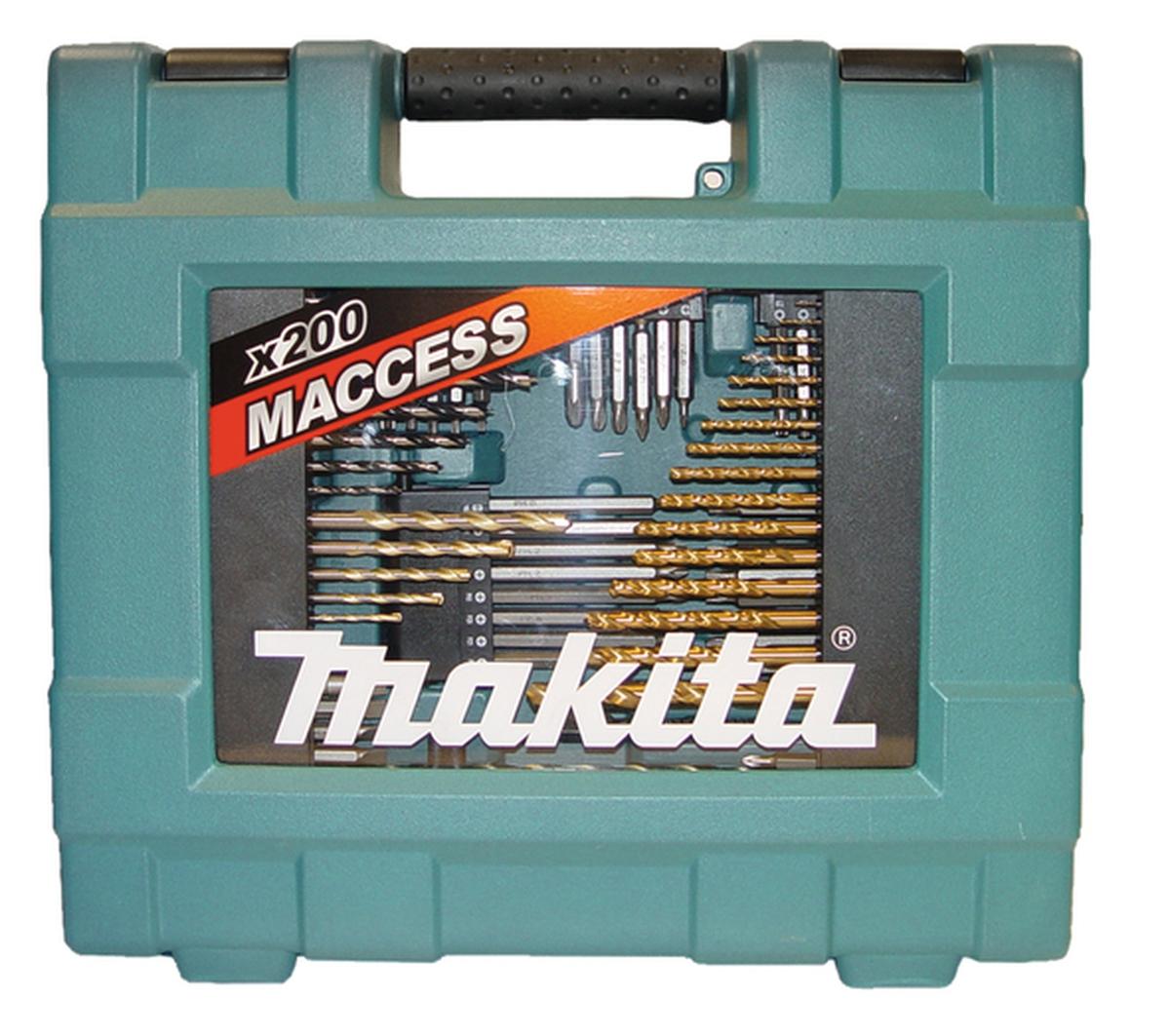 Makita bor ogbitsett200 deler D-37194