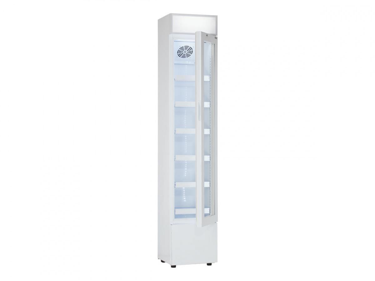 Vibocold displaykjøleskap hvit ASC 205