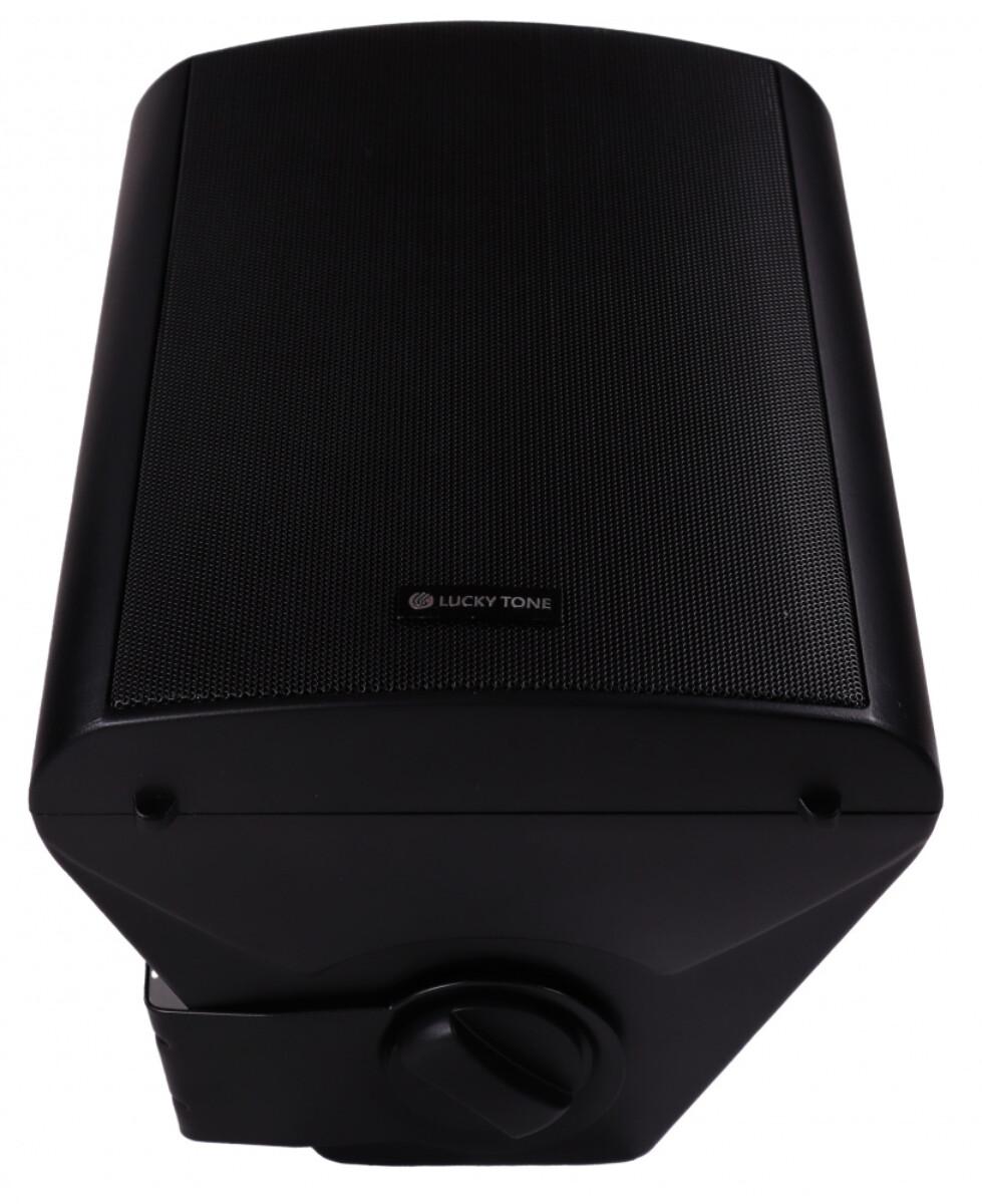 Lucky Tone utendørs høyttalere bluetooth som tåler vannsprut og