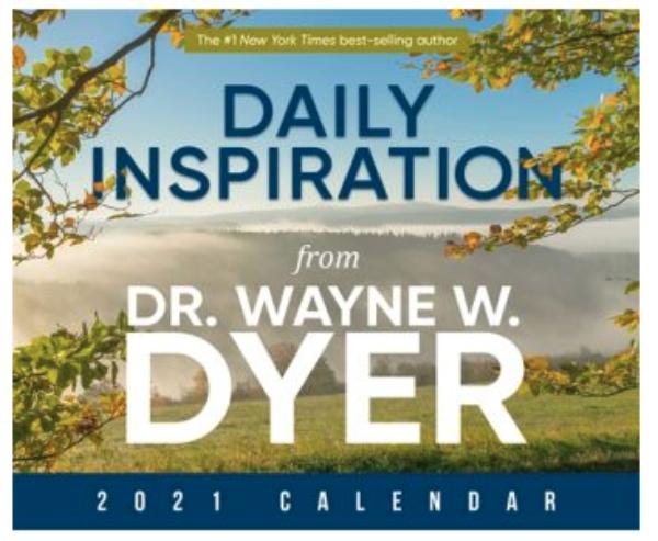 Bilde av 2021 kalender: Daily