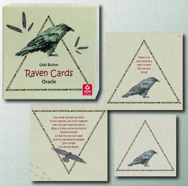 Bilde av Raven Cards Oracle