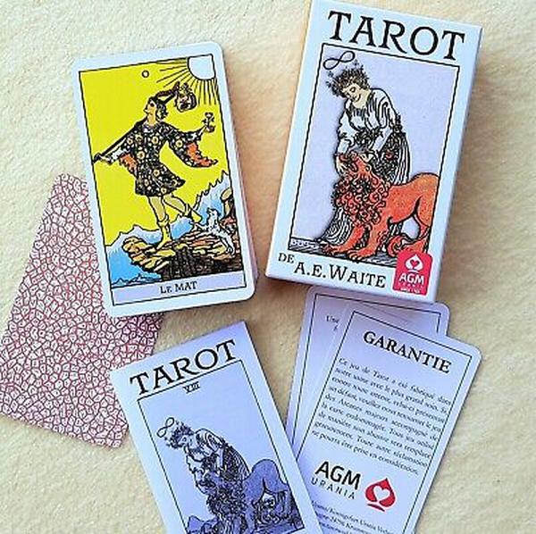 Bilde av Tarot of A E Waite Premium