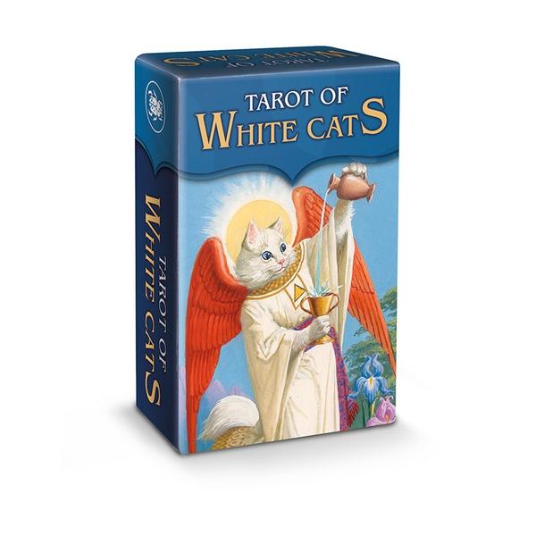 Bilde av Tarot of the white cats Mini