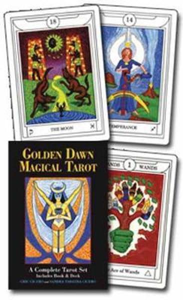 Bilde av Golden Dawn Magical Tarot
