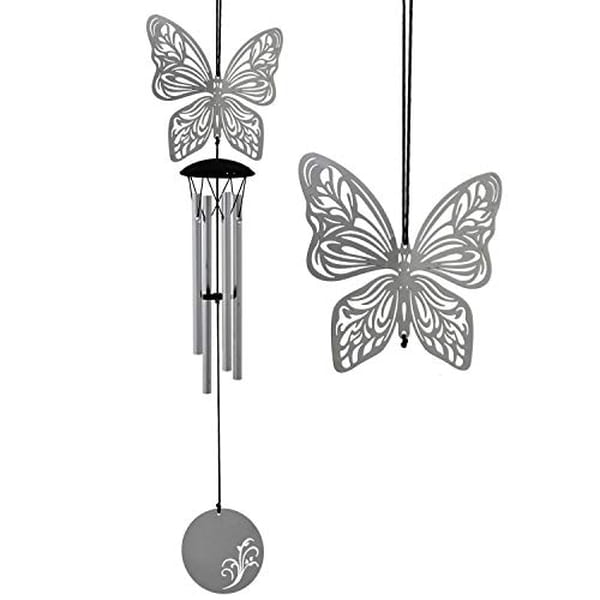 Bilde av Flourish Butterfly Vindklokke
