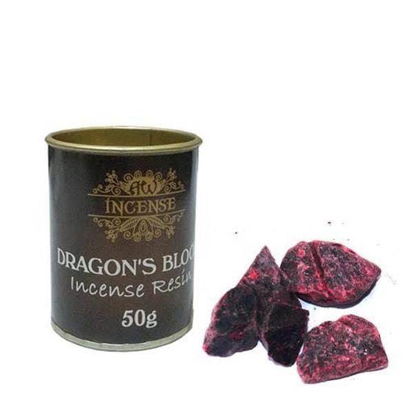 Bilde av Dragons Blood Resin Røkelse