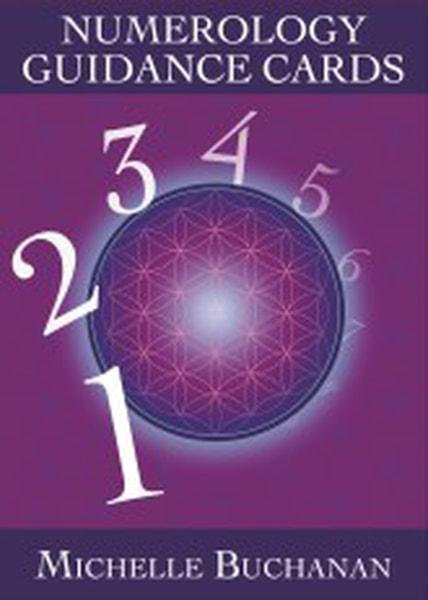 Bilde av Numerology Guidance Cards