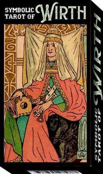Bilde av Symbolic Tarot of Wirth