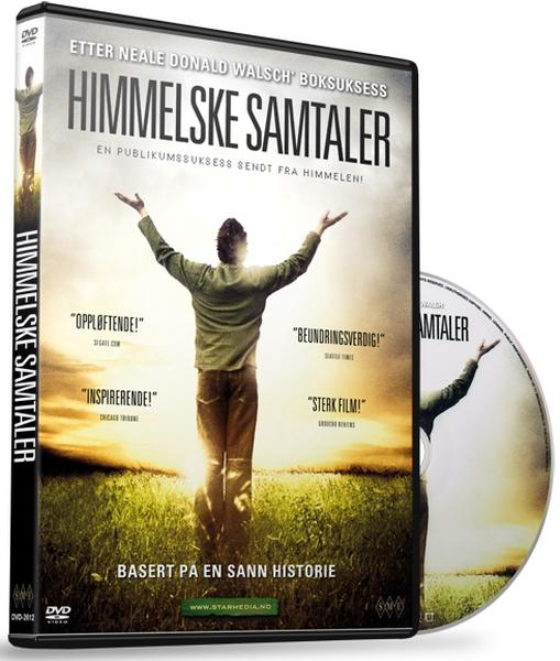 Bilde av HIMMELSKE SAMTALER, DVD