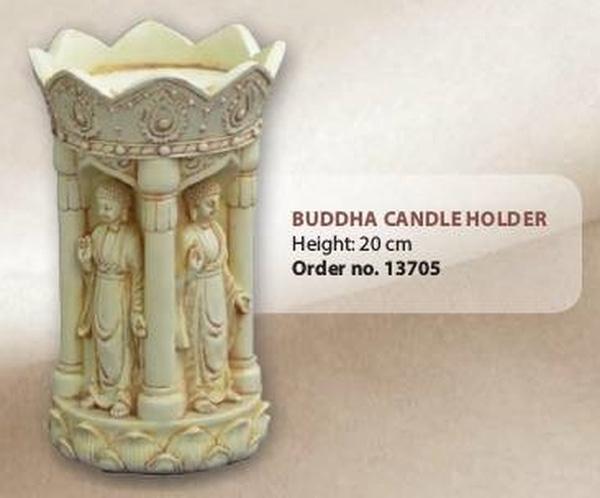 Bilde av Buddha Big Candle Holder