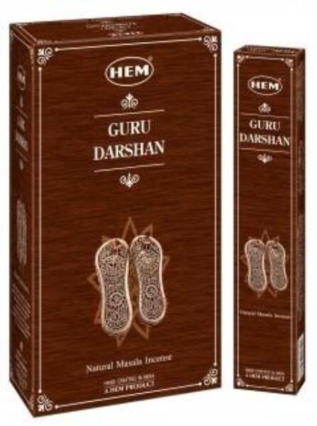 Bilde av Hem Guru Darshan Røkelse