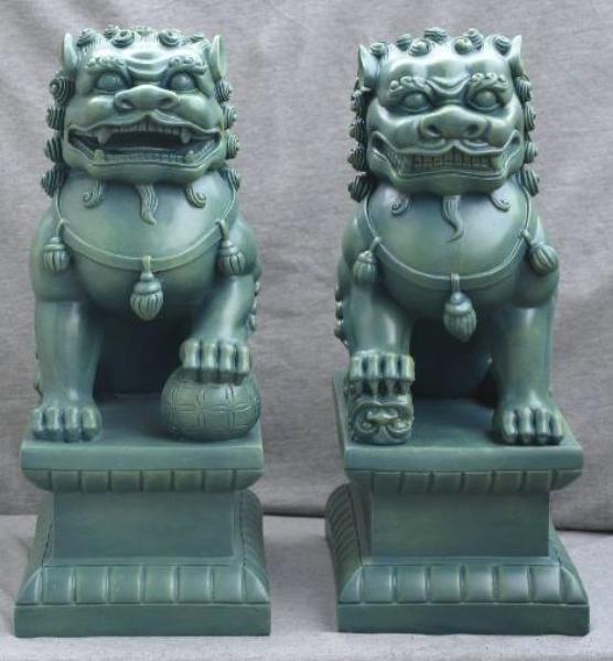 Bilde av Kinesiske Løver