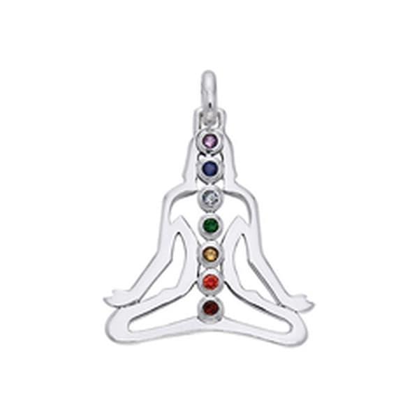 Bilde av 7 Chakras meditasjon