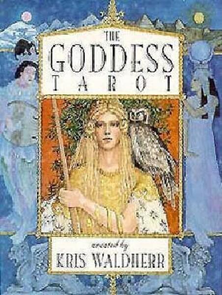 Bilde av The Goddess Tarot