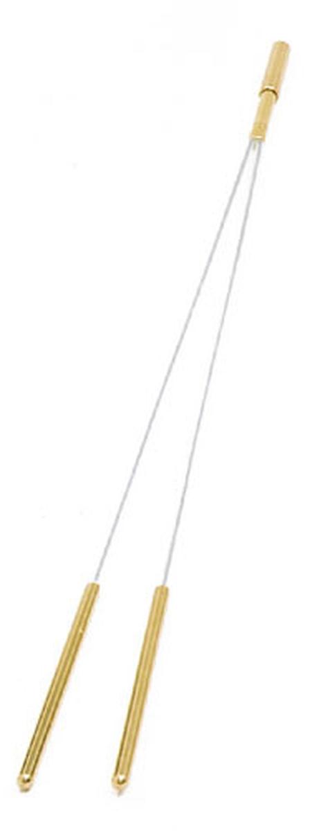 Søkevinkel 42,5cm Messing
