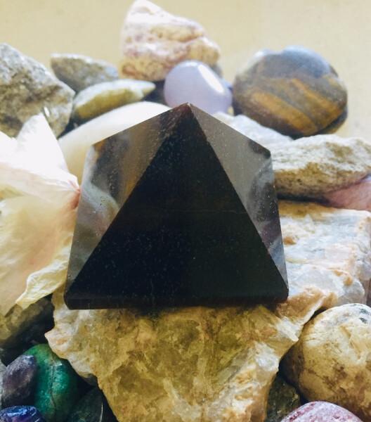 Bilde av Tigerøye Pyramide