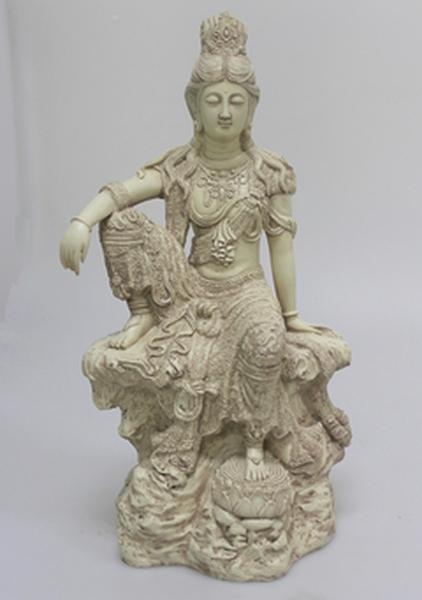 Bilde av Kuan-Yin Royal Ease 46cm