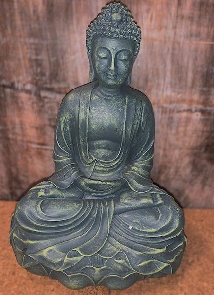Bilde av Amithaba Buddha 29 cm Jade