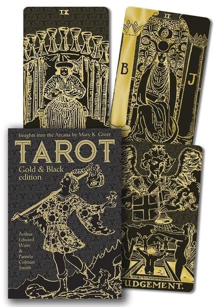 Bilde av Tarot Gold & Black Edition