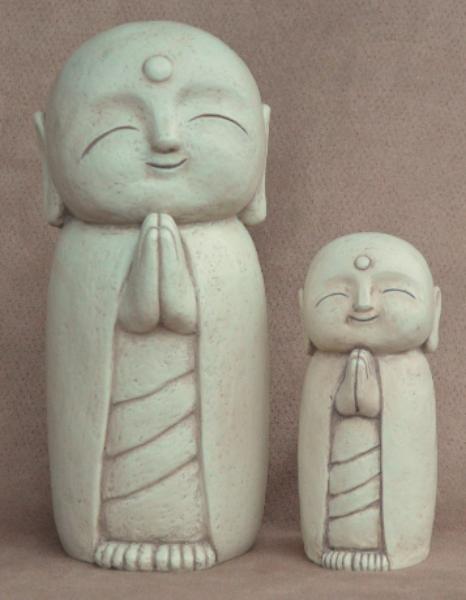 Bilde av Jizo lykkebringende liten