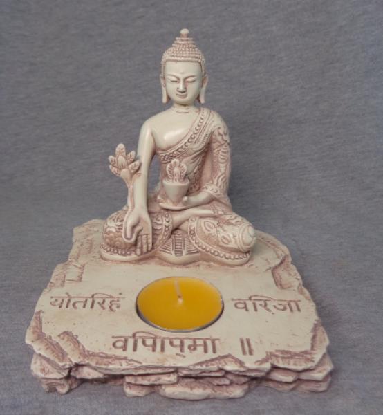 Bilde av Buddha: Vær ditt eget lys