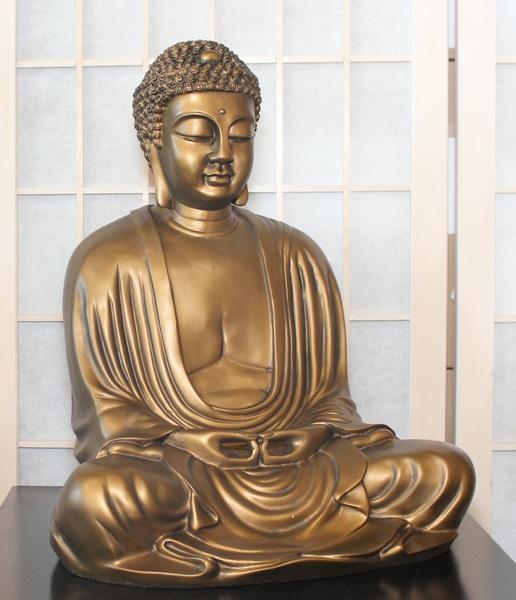 Bilde av Golden Budhha 40cm