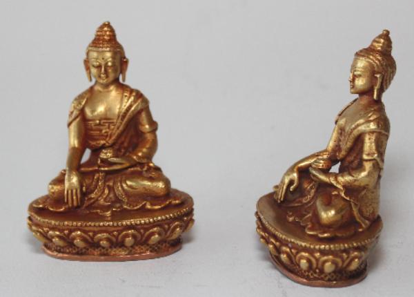 Bilde av Buddha gold
