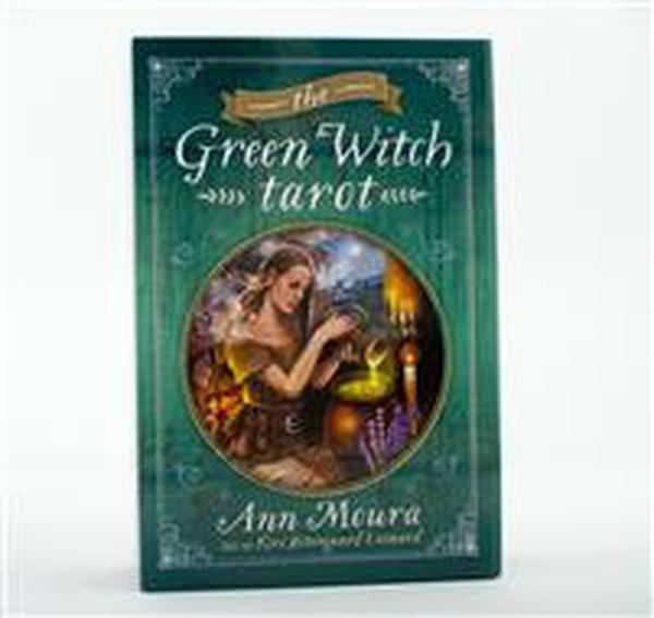 Bilde av The Green Witch Tarot
