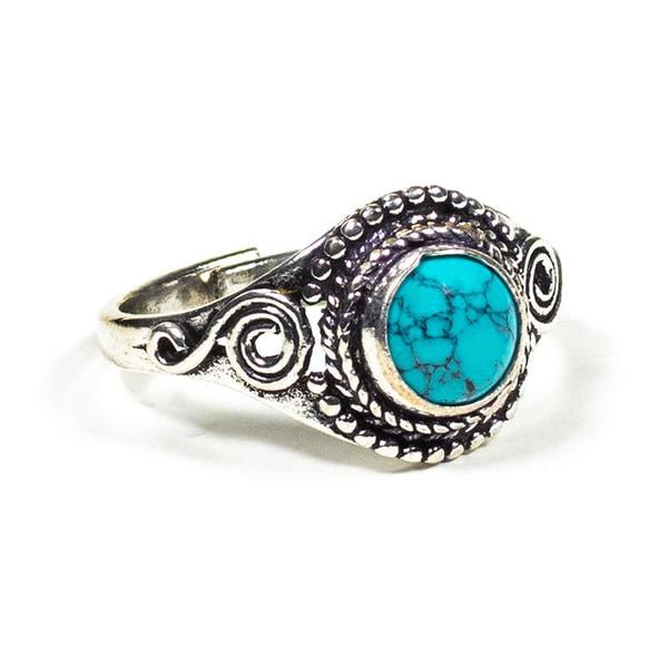Bilde av Turkis Ring